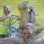 Concrete Wire Sawing Services