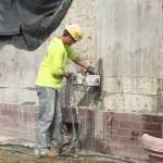 Concrete Chain Sawing
