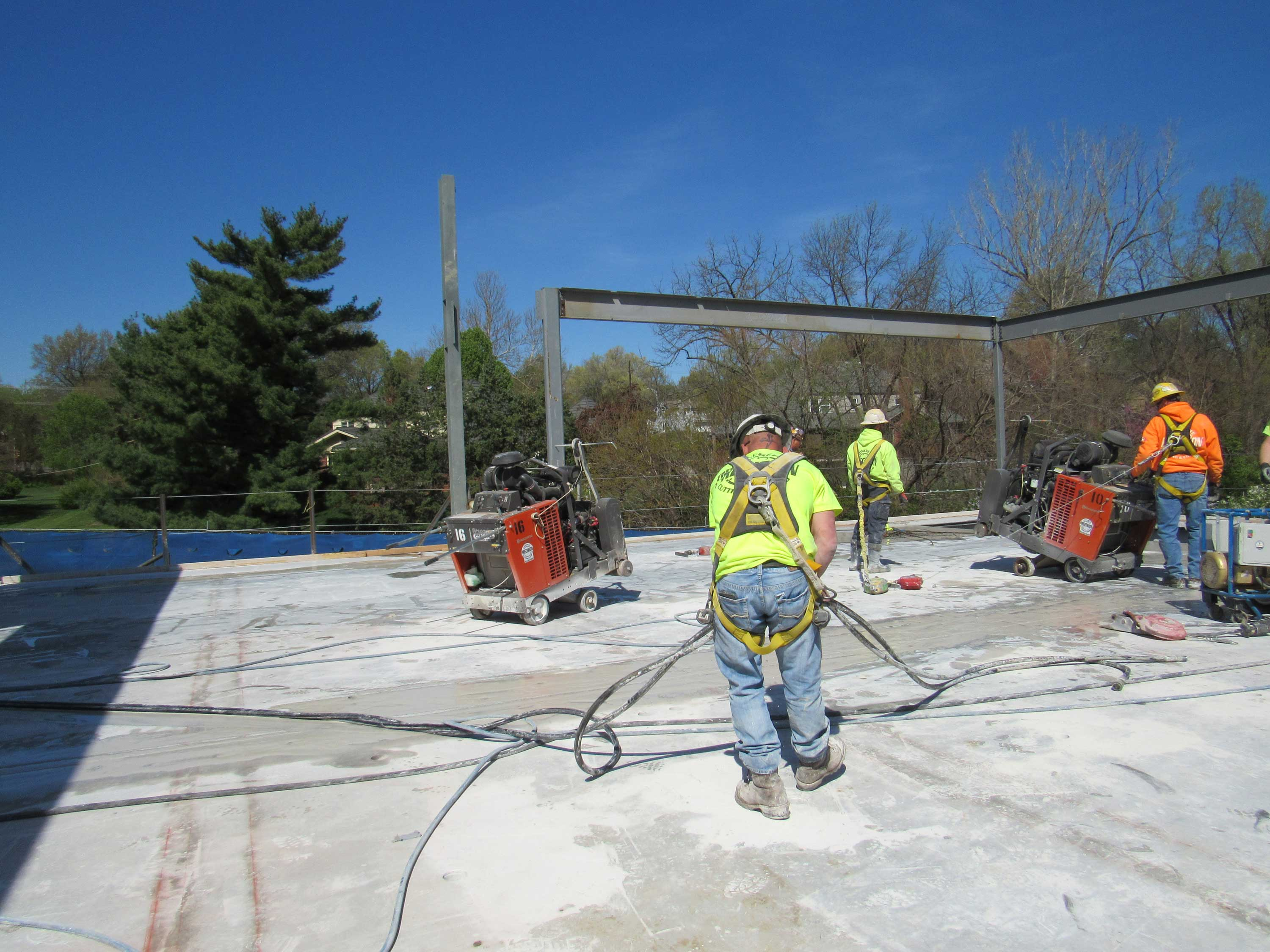 Concrete Removal 52 Precision Cutting And Coring
