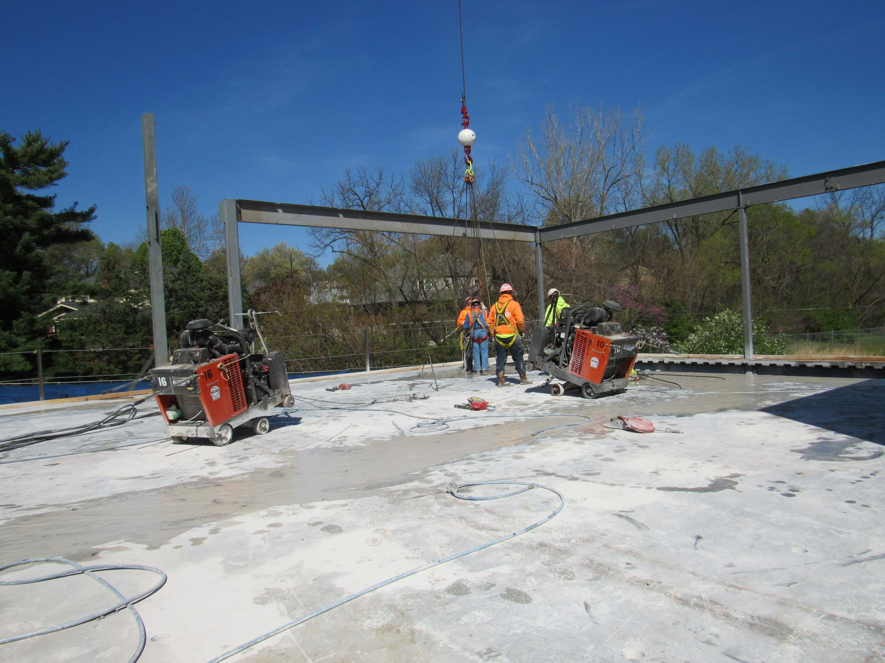 Concrete Removal 56 Precision Cutting And Coring