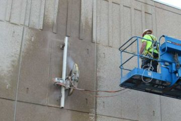 Precast Concrete Wall Sawing Kansas City