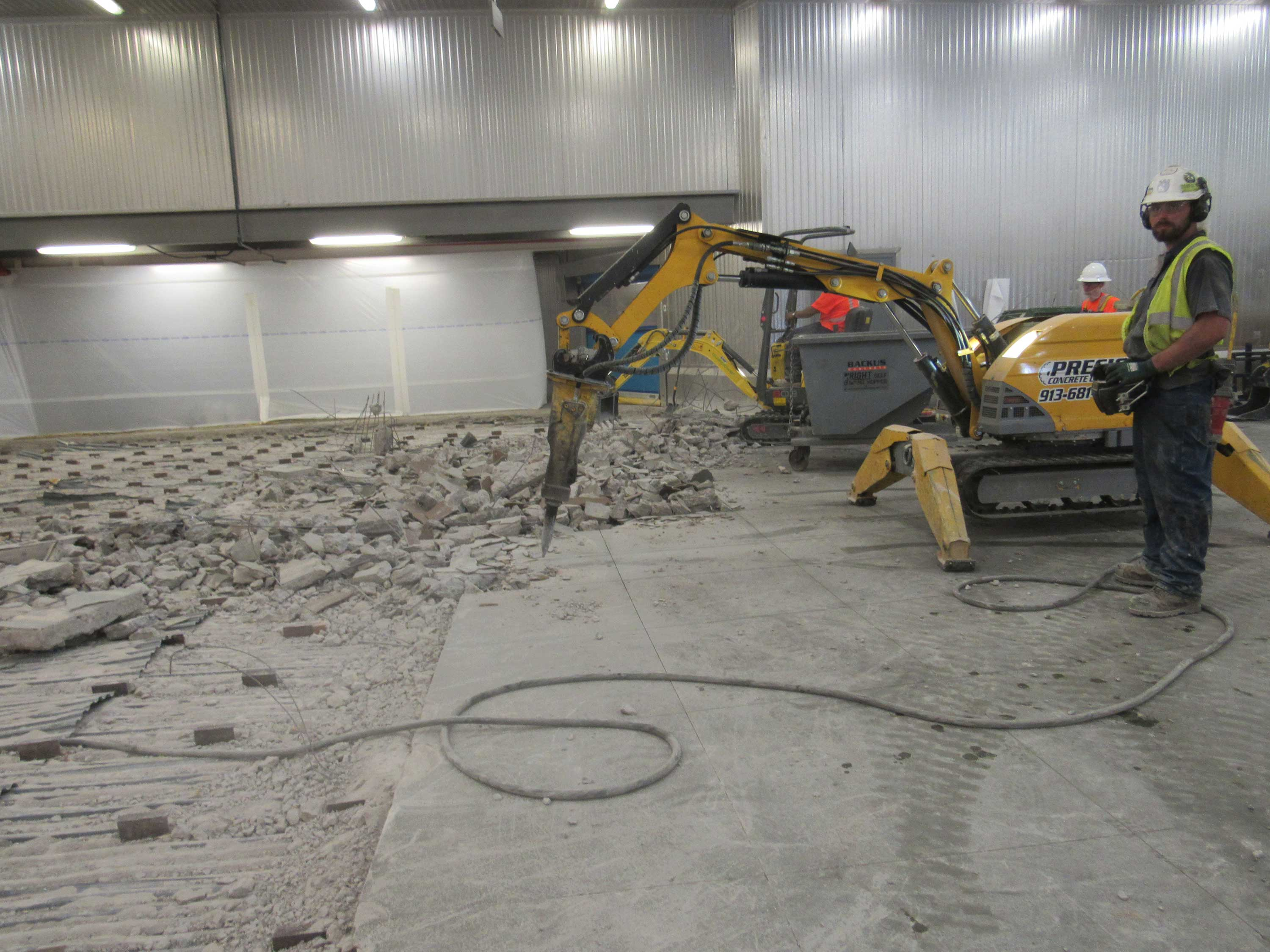 Concrete Removal 103 Precision Cutting And Coring