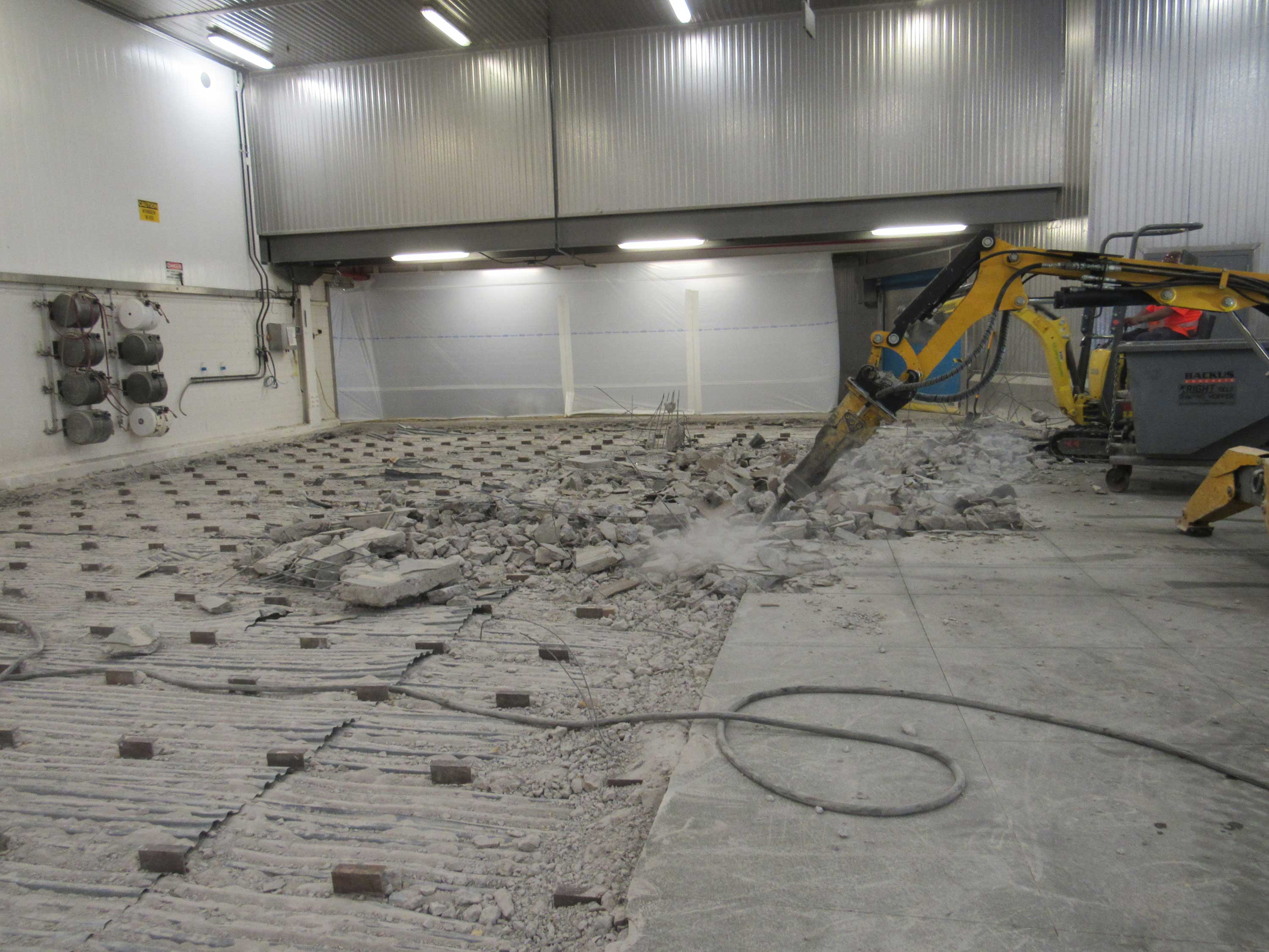 Concrete Removal 104 Precision Cutting And Coring