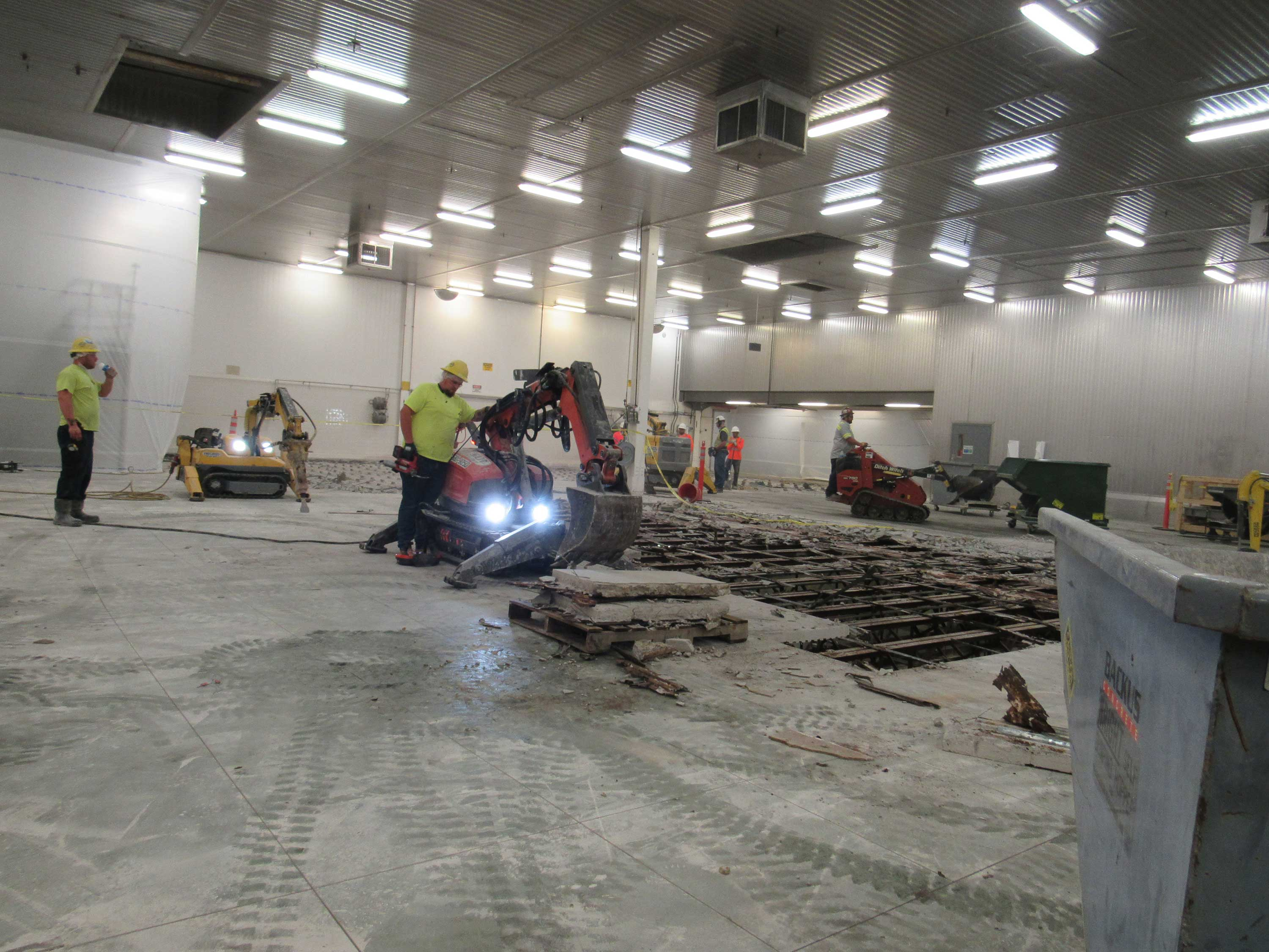 Concrete Removal 110 Precision Cutting And Coring