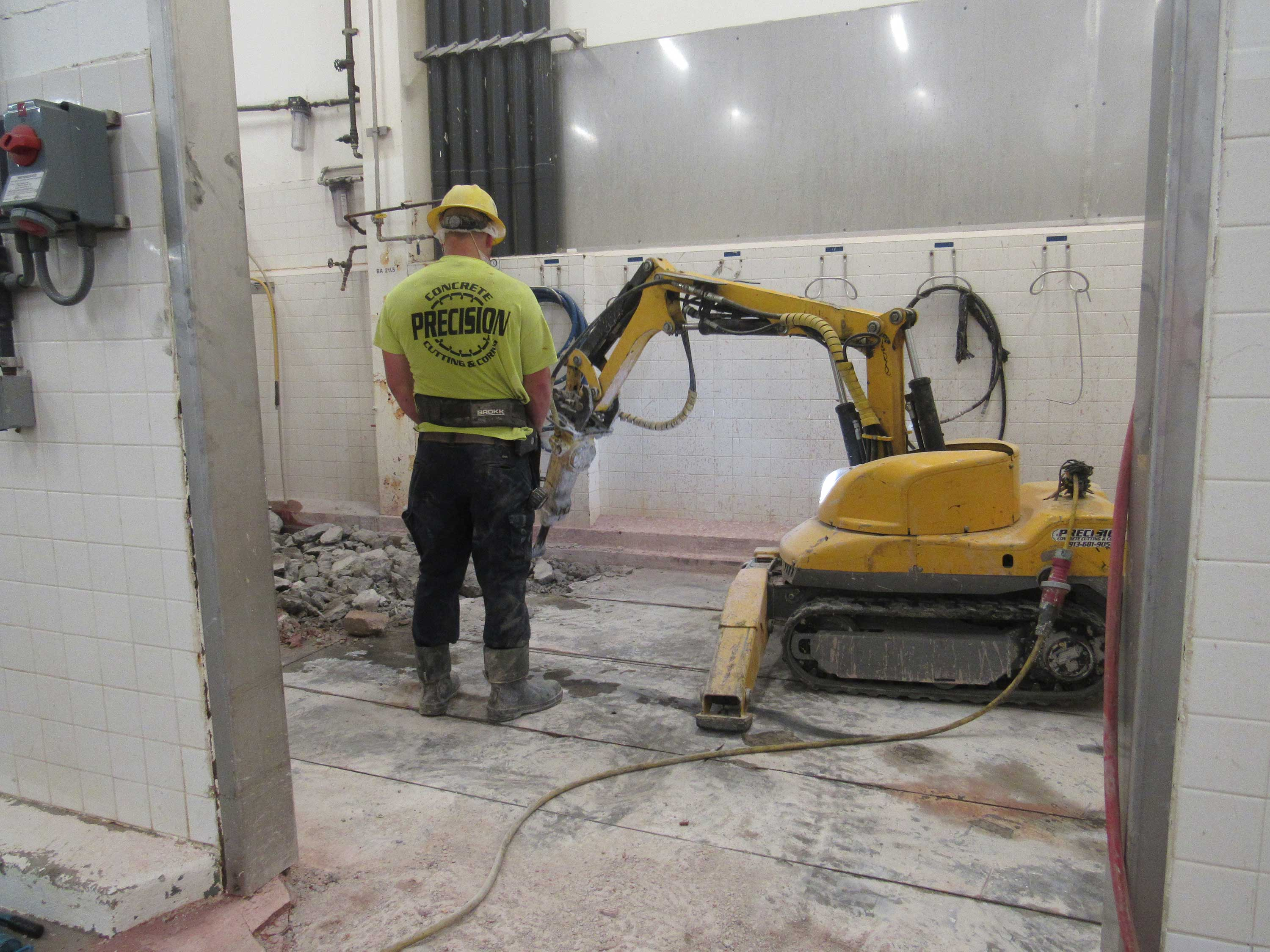concrete-removal-128 | Precision Cutting and Coring