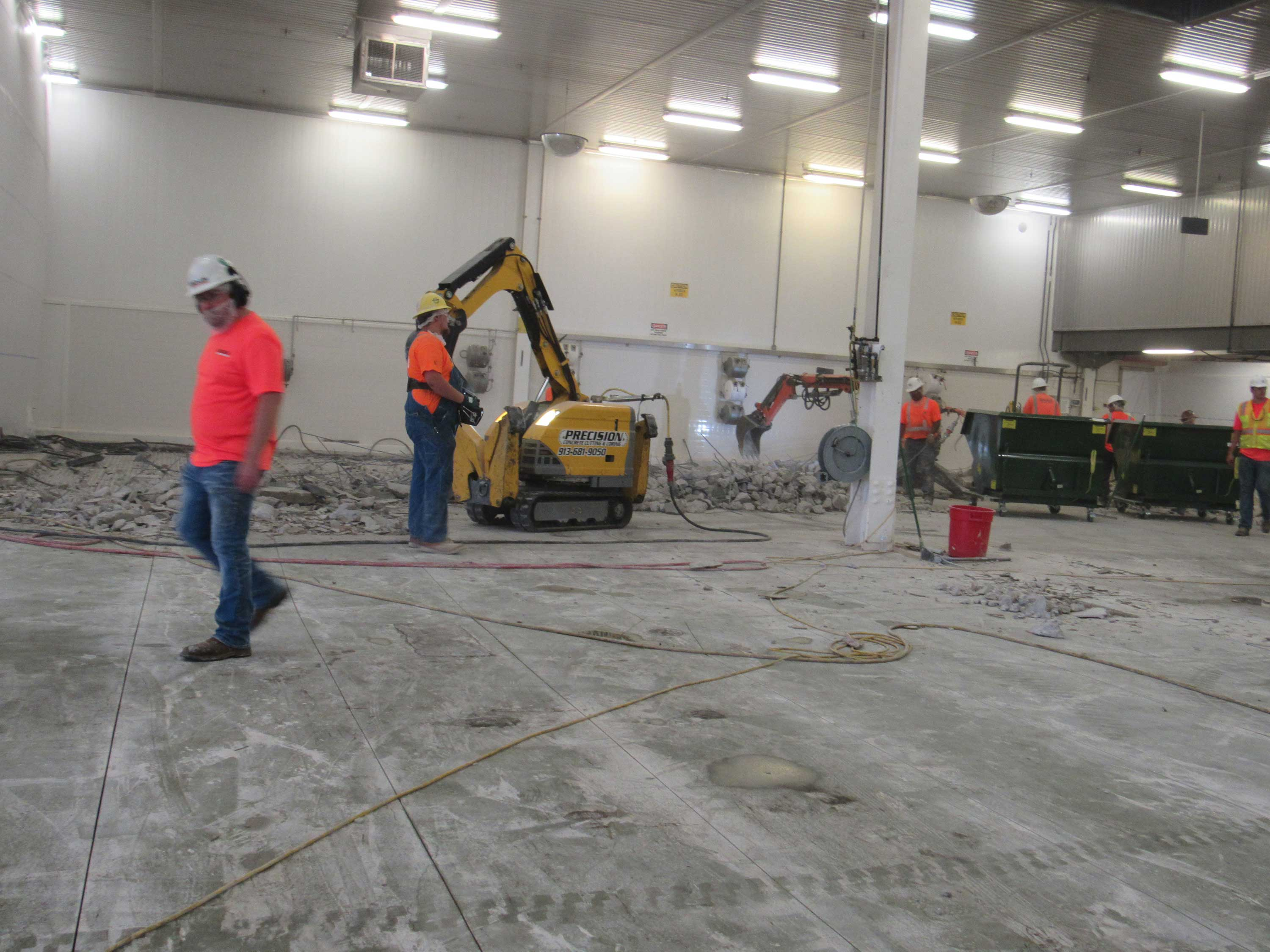 Concrete Removal 70 Precision Cutting And Coring