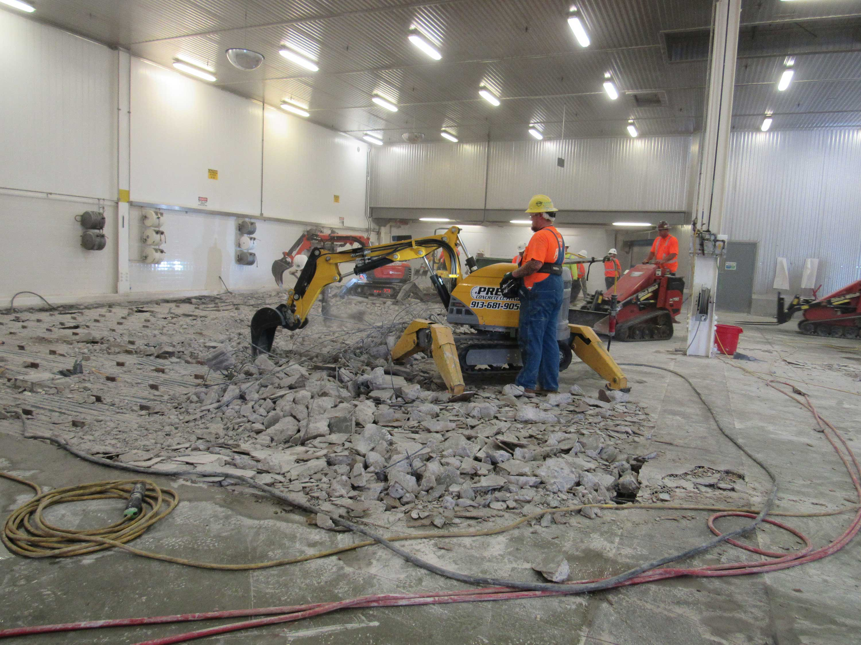 Concrete Removal 71 Precision Cutting And Coring