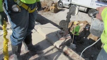 Concrete Wire Sawing