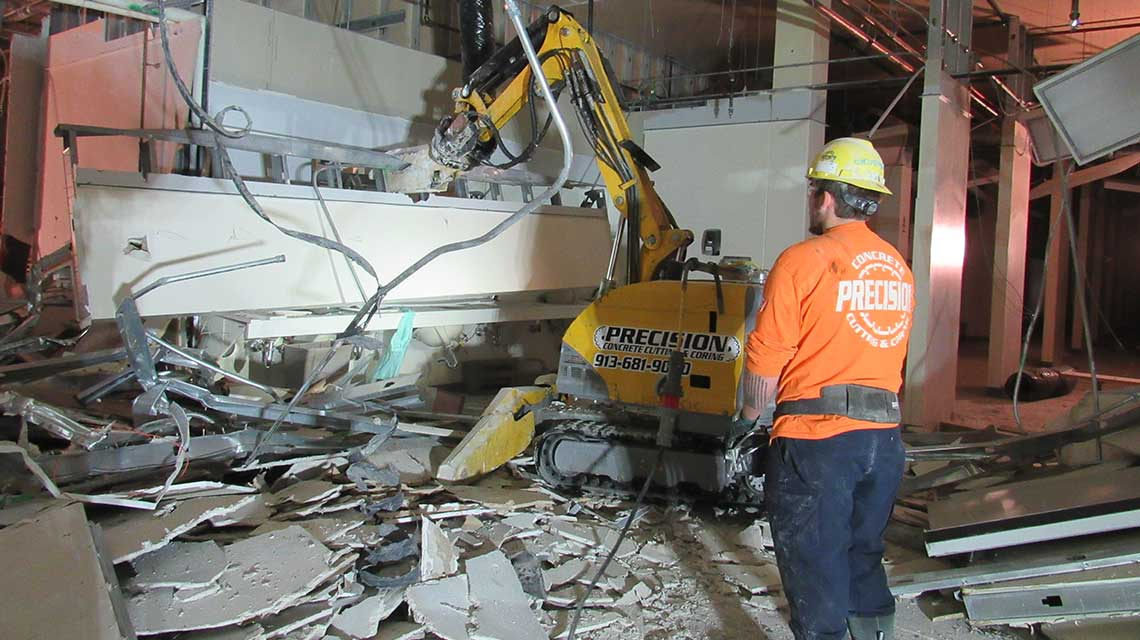 Interior Demolition 10 Precision Cutting And Coring