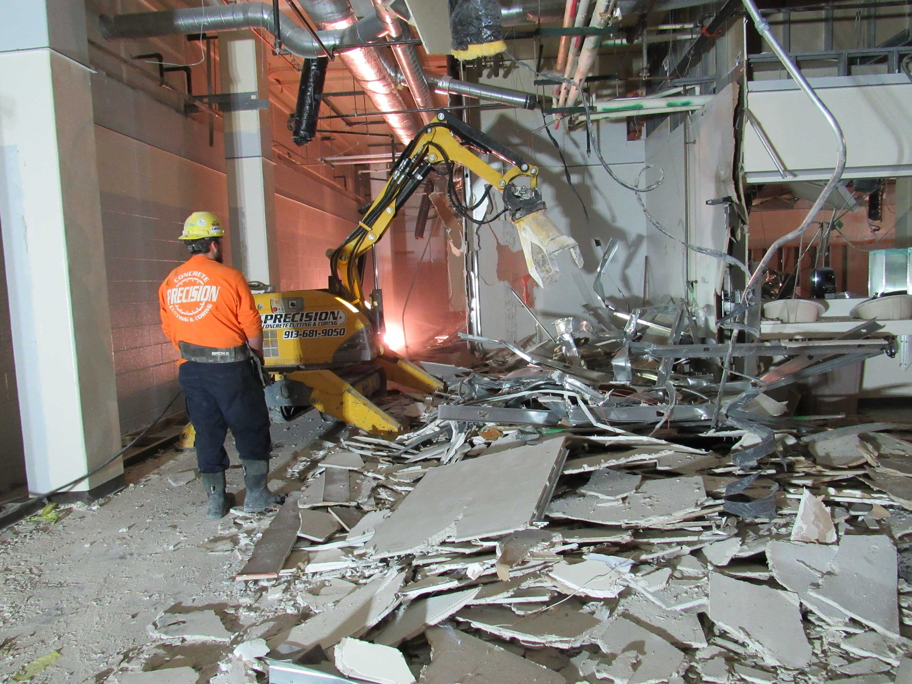 Interior Demolition 2 Precision Cutting And Coring
