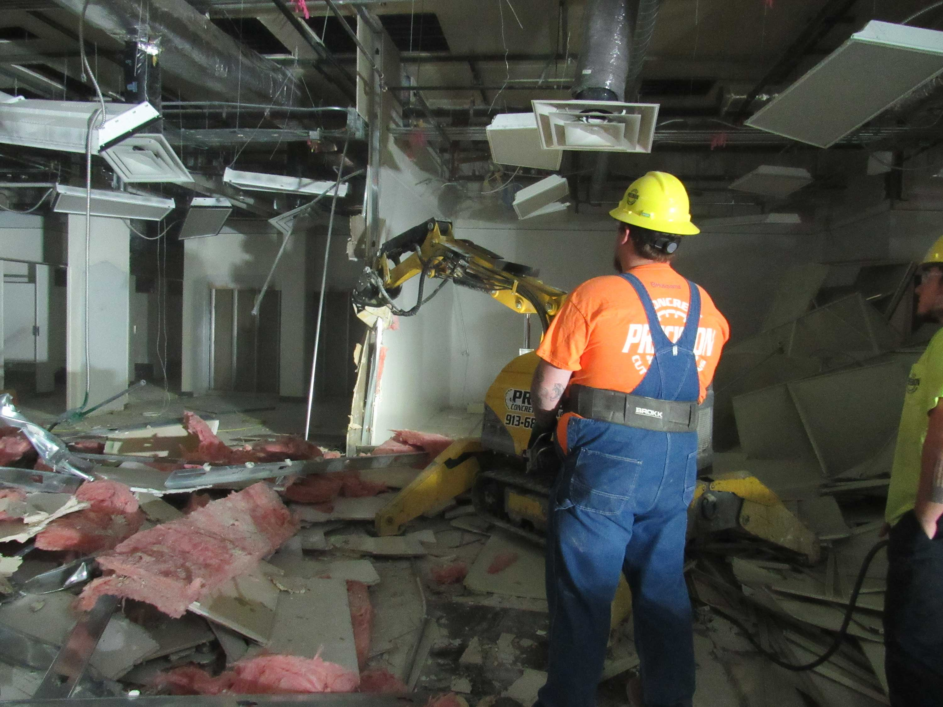 Interior Demolition 20 Precision Cutting And Coring
